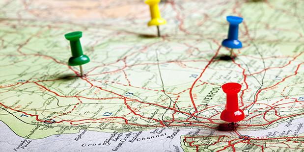 χαρτης ταξιδι