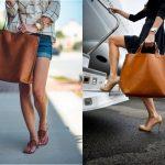 Γυναικείες τσάντες: πώς να τις συνδυάσετε σωστά με τα παπούτσια