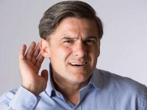 προβλημα ακοης