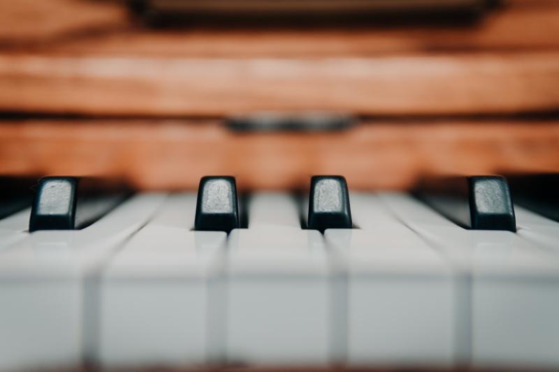 πλήκτρα πιάνου