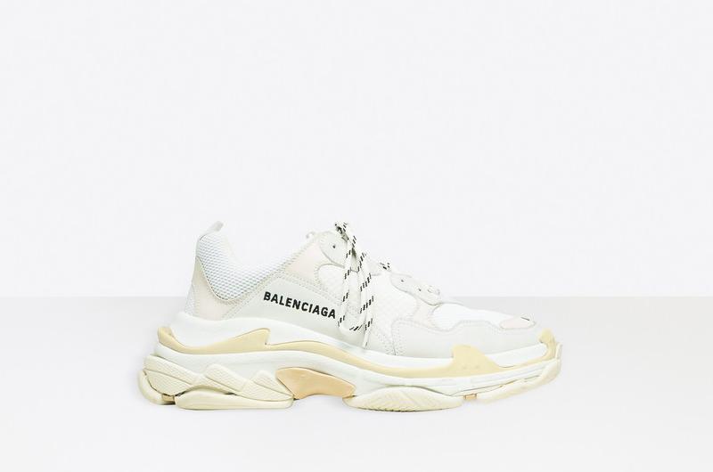 Balenciaga tripple S παπούτσια